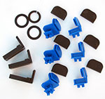 Giffin Grip Blue Sliders Tune-up Kit